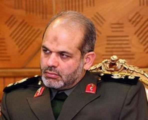 İran müdafiə naziri