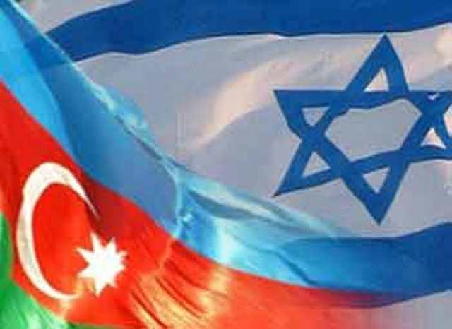 Azrbaycan_İsrail